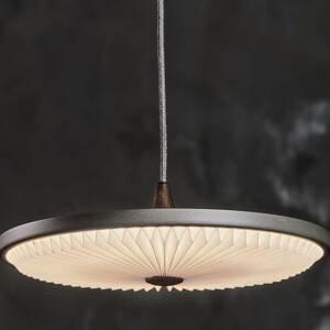 LE KLINT LE KLINT Soleil závesné LED tmavosivé Ø 50cm