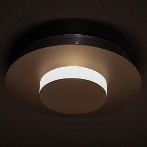 LDM LDM Smarty Shade nástenné LED svietidlo bronzové