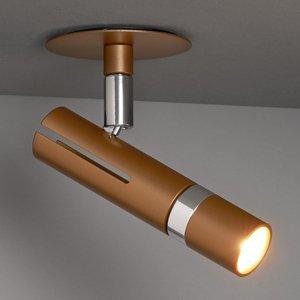 LDM LDM Kyno LED svetlo držiak zapustená bronz/hliník