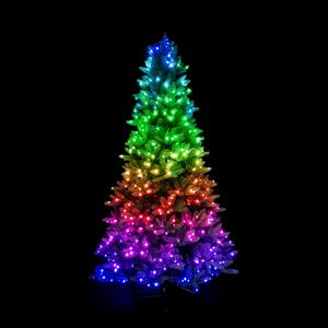 Twinkly LED dekoratívny stromček Twinkly RGBW, 180 cm
