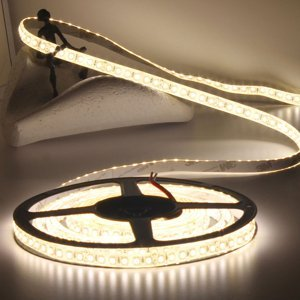 LED Profilelement GmbH LED pásik mono 600 uni biela 4300K IP53 65W
