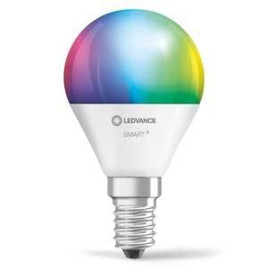 LEDVANCE SMART+ LEDVANCE SMART+ WiFi E14 5W kvapka RGBW