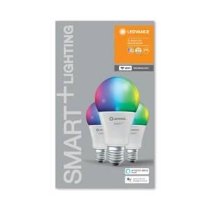 LEDVANCE SMART+ LEDVANCE SMART+ WiFi E27 14W Classic RGBW 3 kusy