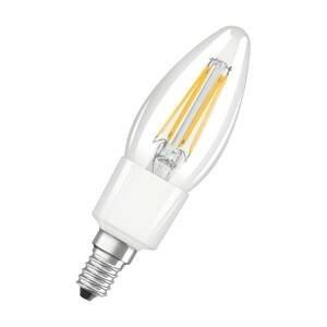 LEDVANCE SMART+ LEDVANCE SMART+ Bluetooth E14 sviečka číra 4W 2700
