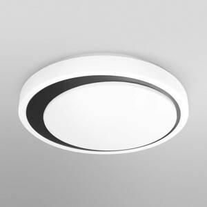 LEDVANCE SMART+ LEDVANCE SMART+ WiFi Orbis Moon CCT 48cm čierna