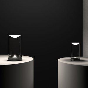 LUMINA Lumina Eva stolná LED lampa 3000K podstavec čierny