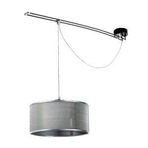 LUMINA Lumina Moove závesná lampa 1-plameňová, sivá