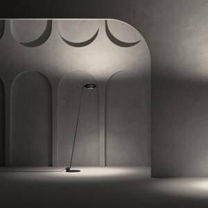 LUMINA Lumina Elle 1 stojaca LED lampa 180cm 3000K čierna
