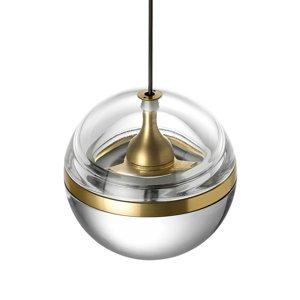 LUMINA Lumina Limbus závesné LED svietidlo 3000K, mosadz