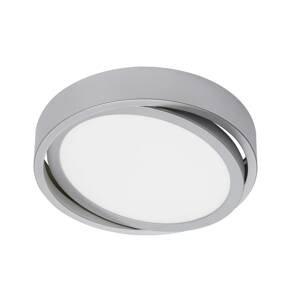 PRIOS Prios Uvan stropné LED svetlo sklápa okrúhle chróm