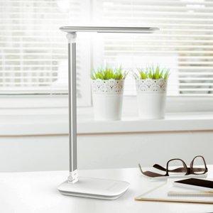 Jakob Maul MAULjazzy – stmievateľná LED lampa na písací stôl