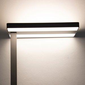Jakob Maul Stojaca LED lampa MAULjaval s upínaním, stmievačom