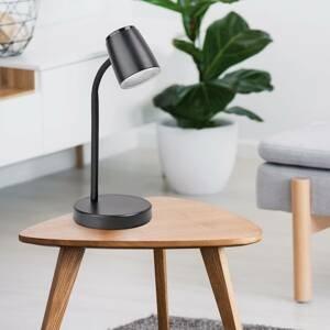 MAUL LED lampa na písací stôl MAULabby, čierna