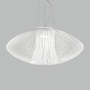 Mettallux Závesné LED svietidlo Impossible A