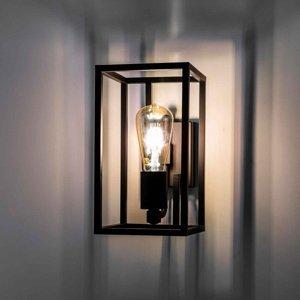 Moretti Nástenné svietidlo Cubic³ 3386 čierne
