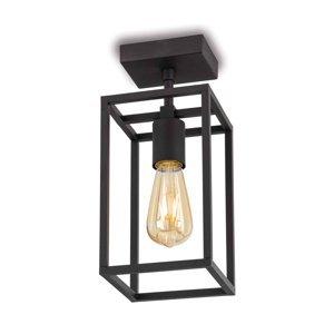 Moretti Stropné svietidlo Cubic³ 3391 čierne