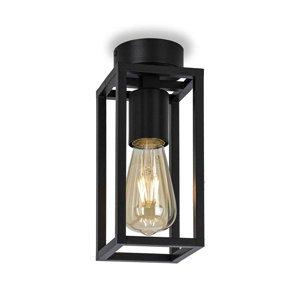 Moretti Stropné svietidlo Cubic³ 3376 čierne