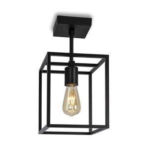 Moretti Stropné svietidlo Cubic³ 3394, čierne