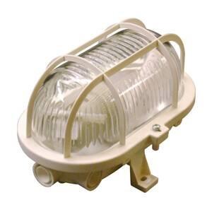 Müller-Licht Nástenné svietidlo Basic Oval, biela