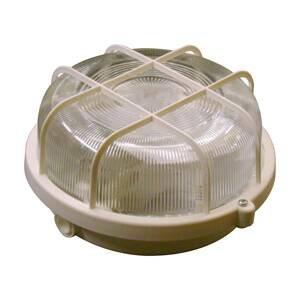 Müller-Licht Nástenné svietidlo Basic Round, biela