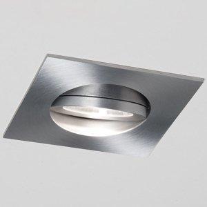 Molto Luce Zapustené LED svetlo Agon Square hliník 3000K 40°