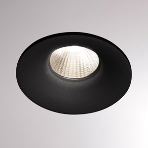 Molto Luce Zapustené LED Ivy Round 7W 3000K 40° čierne