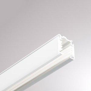 GLOBAL 3-fázová koľajnica Noa hliník 100cm, biela