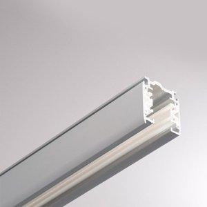 GLOBAL 3-fázová koľajnica Noa hliník 100cm, sivá