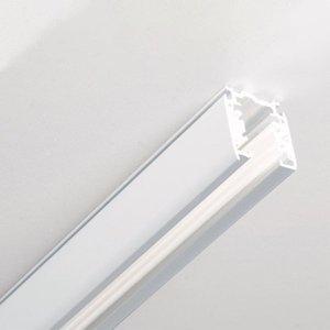GLOBAL 3-fázová koľajnica Noa hliník 200cm, biela