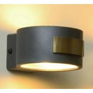 Menzel Menzel Small nástenné svietidlo hrdza/zlato