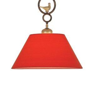Menzel Menzel Provence Chalet – závesná lampa červená