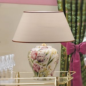Menzel Menzel Living – lampa s kvetinovým podstavcom