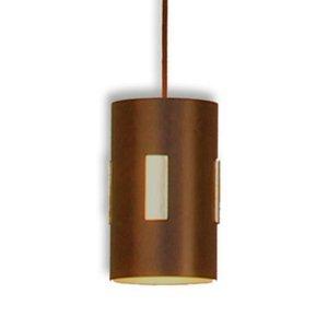 Menzel Menzel Solo závesná lampa zdobená lístkovým zlatom