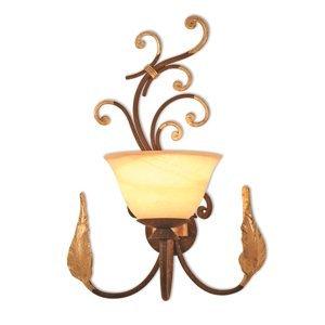 Menzel Menzel Florence Antik – zdobené nástenné svetlo
