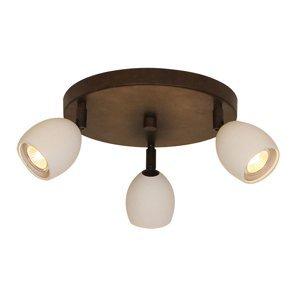 Menzel Menzel Provence matné stropné svietidlo 3p okrúhle