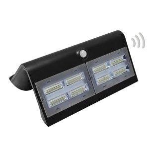 MEGATRON Wave L silné solárne LED svietidlo so senzorikou