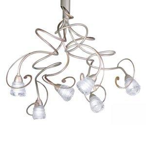 Masca Závesná lampa Medusa 6-plameňová