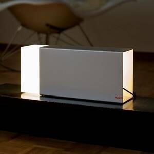 Moree Stolná lampa Eraser 380 silver