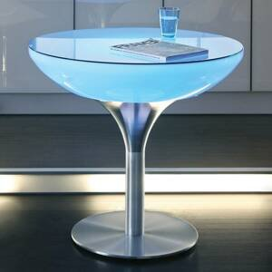 Moree Svietiaci stôl Lounge Table LED Pro V 75 cm