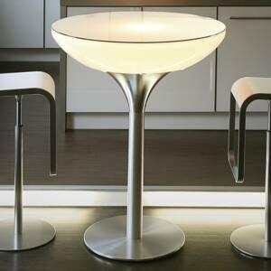 Moree Svietiaci stôl Lounge Table LED Pro V 105 cm