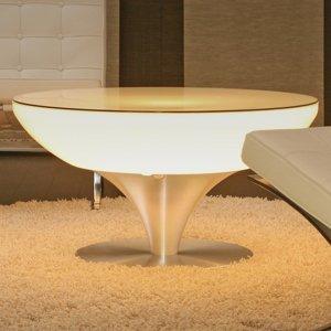 Moree Svietiaci stôl Lounge Table LED Pro Accu V 45cm