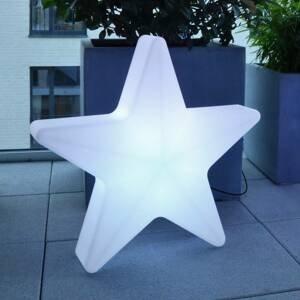 Moree Dekoračná LED hviezda Star, s káblom, 57x55cm