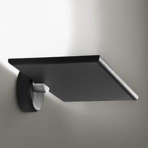 ICONE ICONE GiuUp nástenné LED svetlo 40W, čierna