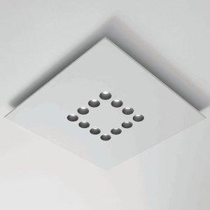 ICONE ICONE Confort stropné LED v modernej bielej