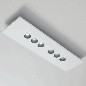 ICONE ICONE Confort stropné LED svietidlo obdĺžnikové