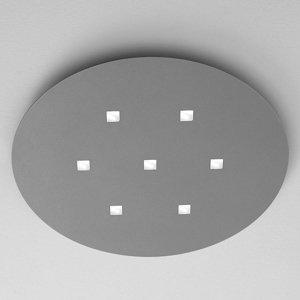 ICONE ICONE Isi stropné LED svietidlo v oválnom tvare