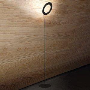 ICONE ICONE Vera ST stojaca LED lampa, čierna