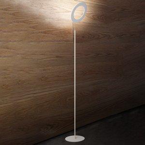ICONE ICONE Vera ST – stojaca LED lampa, biela