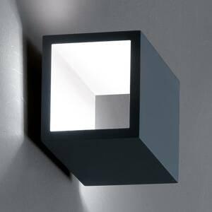 ICONE ICONE Cubò stropné LED svietidlo 10W titán/biely