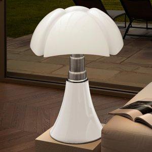 Martinelli Luce Martinelli Luce Pipistrello –stolná lampa, biela